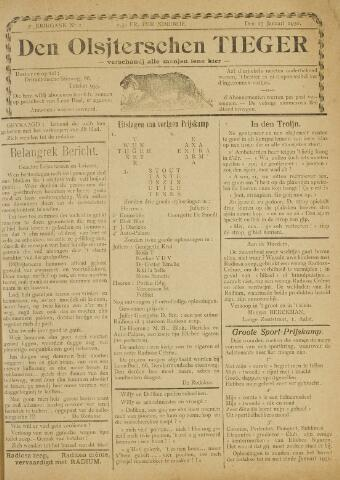Den Olsjterschen Tieger 1930