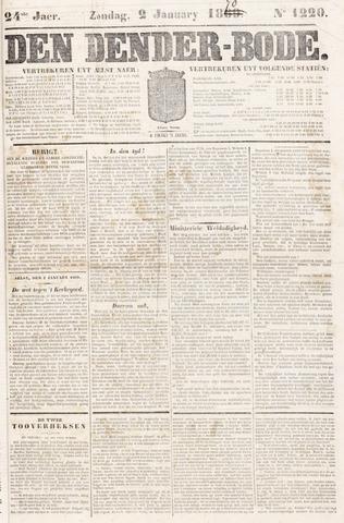 De Denderbode 1870