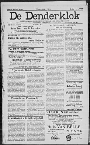 Denderklok 1953