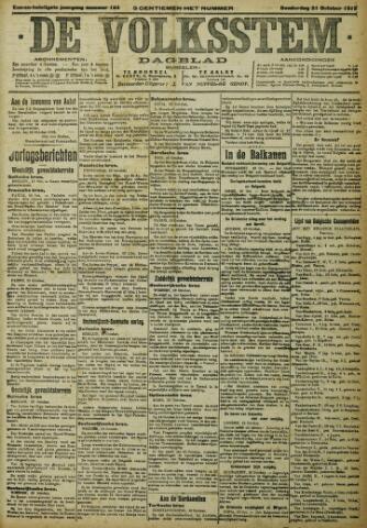 De Volksstem 1915-10-21