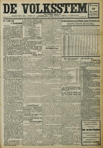 De Volksstem 1930-05-28