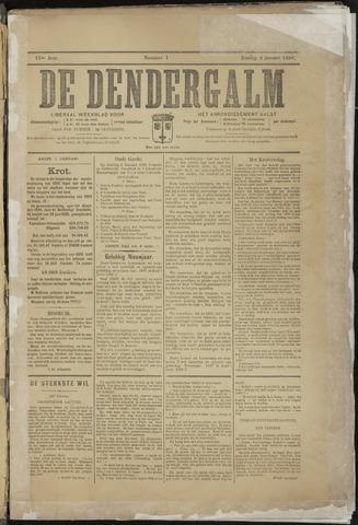 De Dendergalm 1898