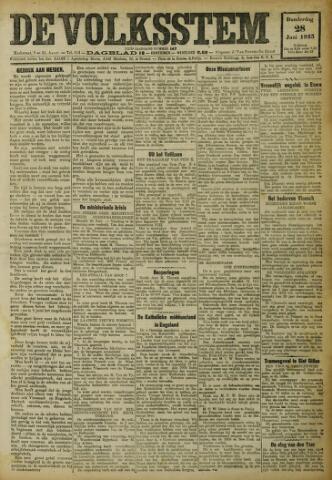De Volksstem 1923-06-28