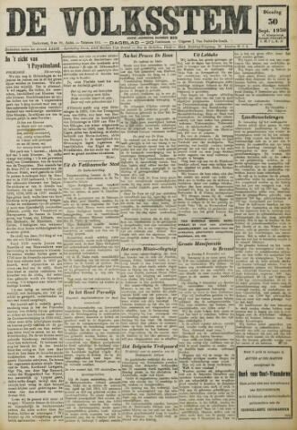 De Volksstem 1930-09-30