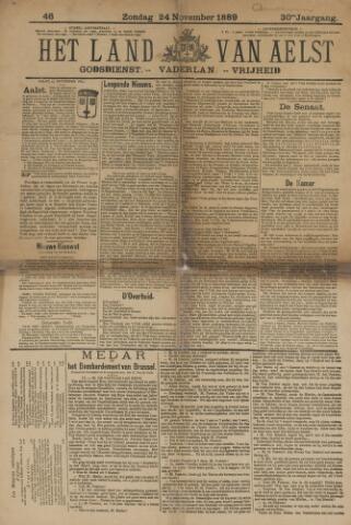 Het Land van Aelst 1889-11-24
