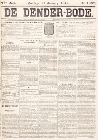 De Denderbode 1874-01-11