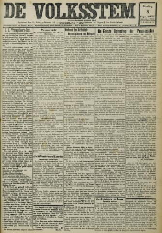 De Volksstem 1931-09-08
