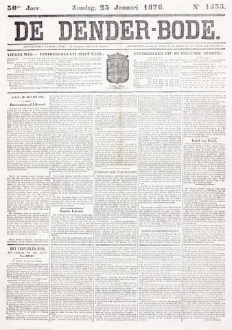 De Denderbode 1876-01-23