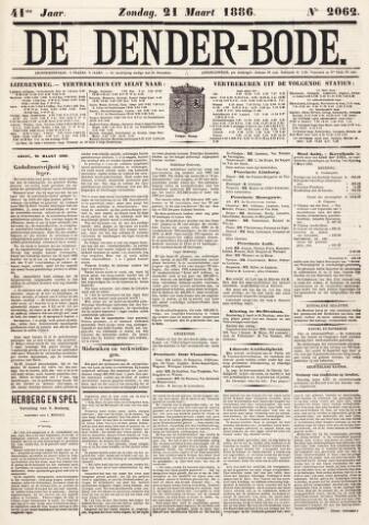 De Denderbode 1886-03-21
