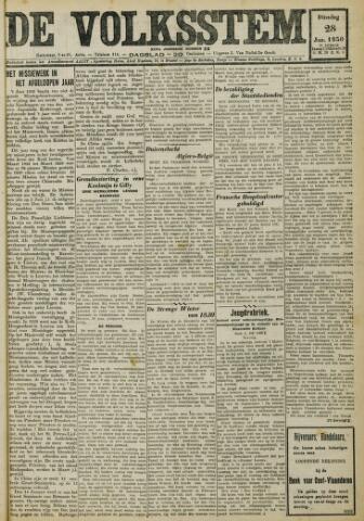 De Volksstem 1930-01-28