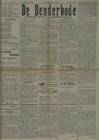 De Denderbode 1918-06-09