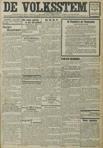 De Volksstem 1931-08-15