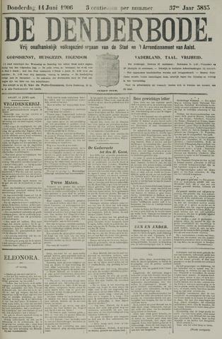 De Denderbode 1906-06-14