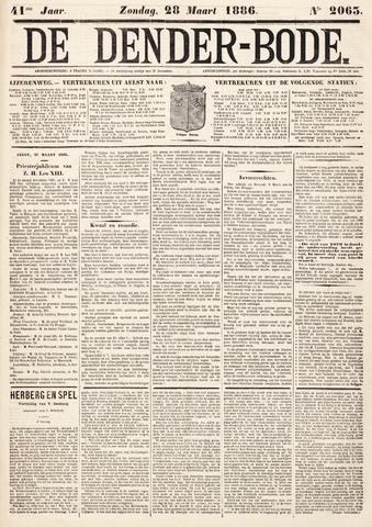 De Denderbode 1886-03-28