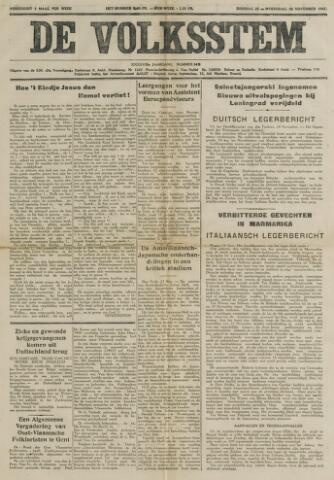 De Volksstem 1941-11-25