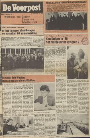 De Voorpost 1985-12-13