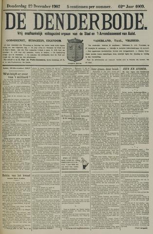De Denderbode 1907-12-19