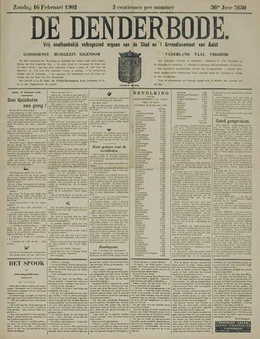 De Denderbode 1902-02-16