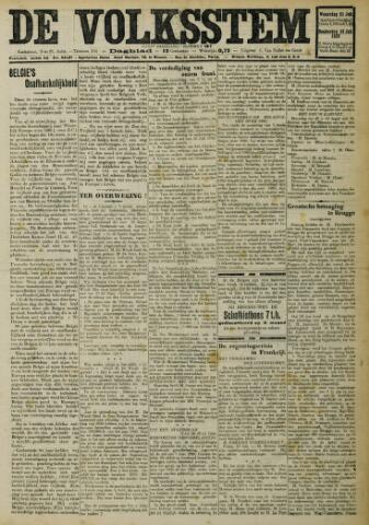 De Volksstem 1926-07-21