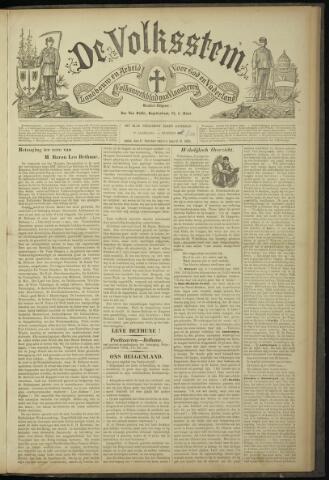 De Volksstem 1900-10-06