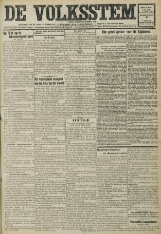 De Volksstem 1931-03-15