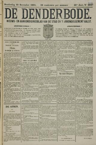 De Denderbode 1891-12-10