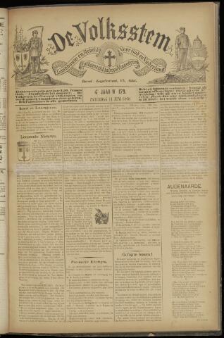 De Volksstem 1898-06-11