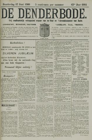 De Denderbode 1909-06-17