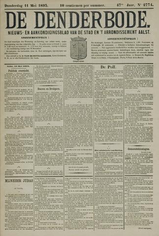 De Denderbode 1893-05-11