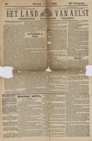 Het Land van Aelst 1888-07-01