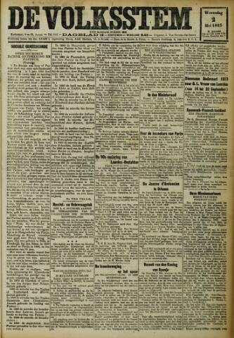 De Volksstem 1923-05-02