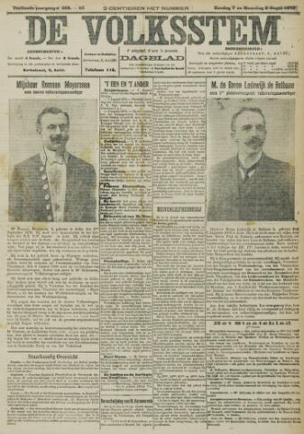 De Volksstem 1910-08-07