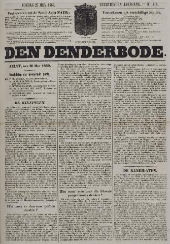 De Denderbode 1860-05-27