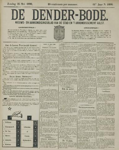 De Denderbode 1890-05-25