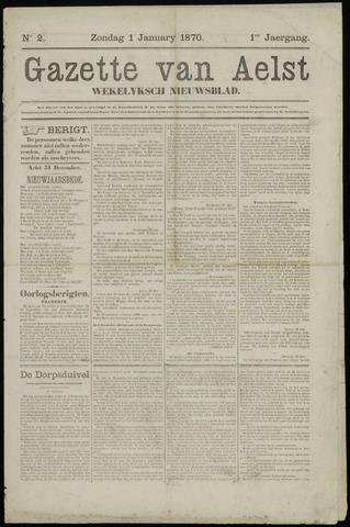 De Gazet van Aalst 1871