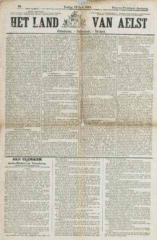 Het Land van Aelst 1881-06-19