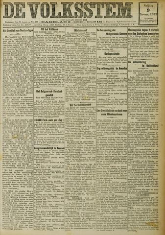 De Volksstem 1923-11-09