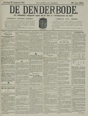 De Denderbode 1903-08-23