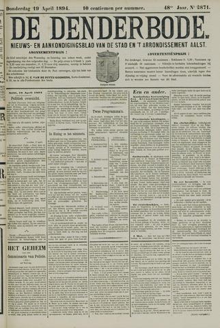 De Denderbode 1894-04-19