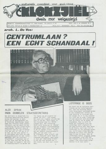 Klokzjiel 1985-04-01