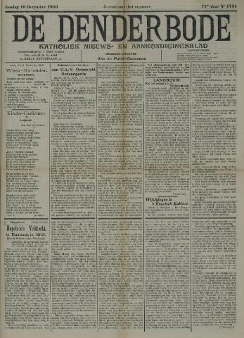 De Denderbode 1916-12-10