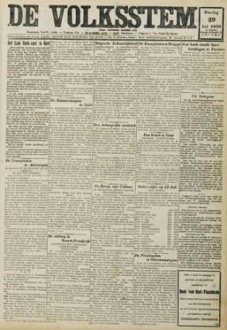 De Volksstem 1930-07-29