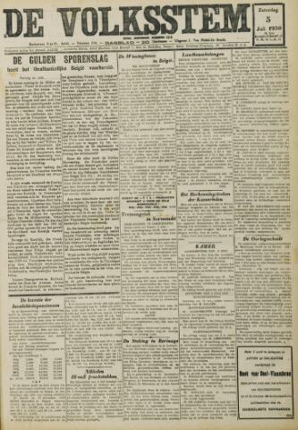 De Volksstem 1930-07-05
