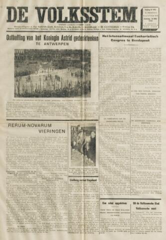 De Volksstem 1938-05-27