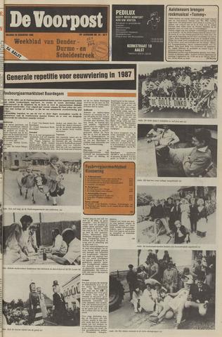 De Voorpost 1986-08-29