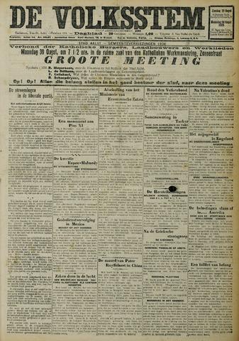 De Volksstem 1926-08-29