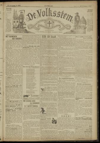 De Volksstem 1907-02-23