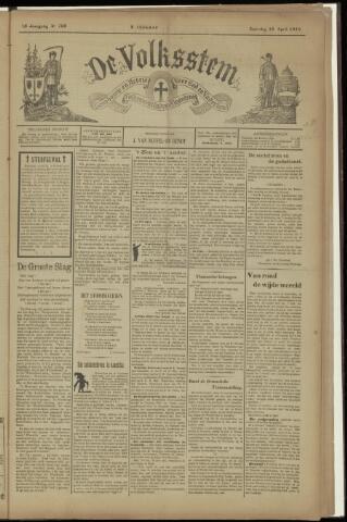 De Volksstem 1910-04-16
