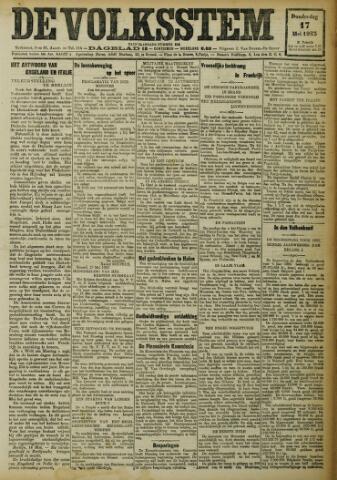 De Volksstem 1923-05-17