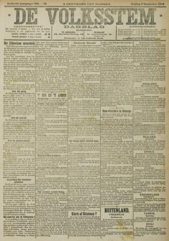 De Volksstem 1910-09-09